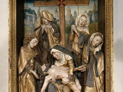 Lamentation at the Cloisters