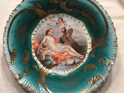 The Birth of Venus - Victorian Bowl