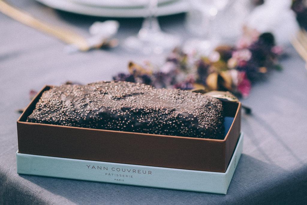 Le cake de Yann Couvreur