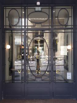 BienVenu-facade