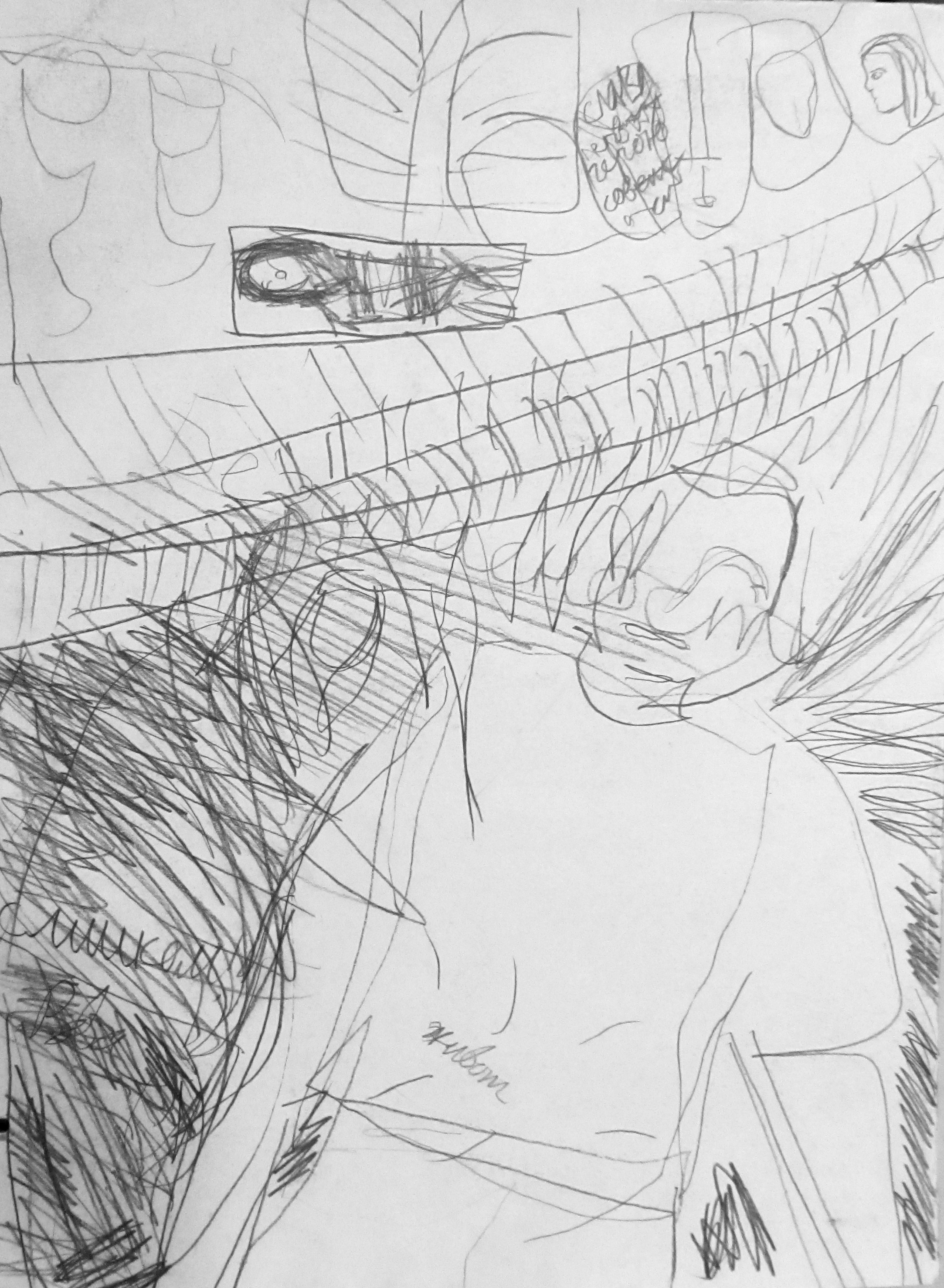 Automatic drawing 1