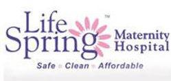 LifeSpring Hospitals logo