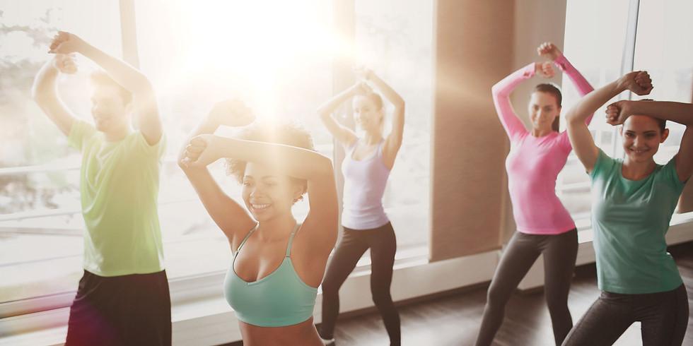 Dance for Fitness Feb 21st