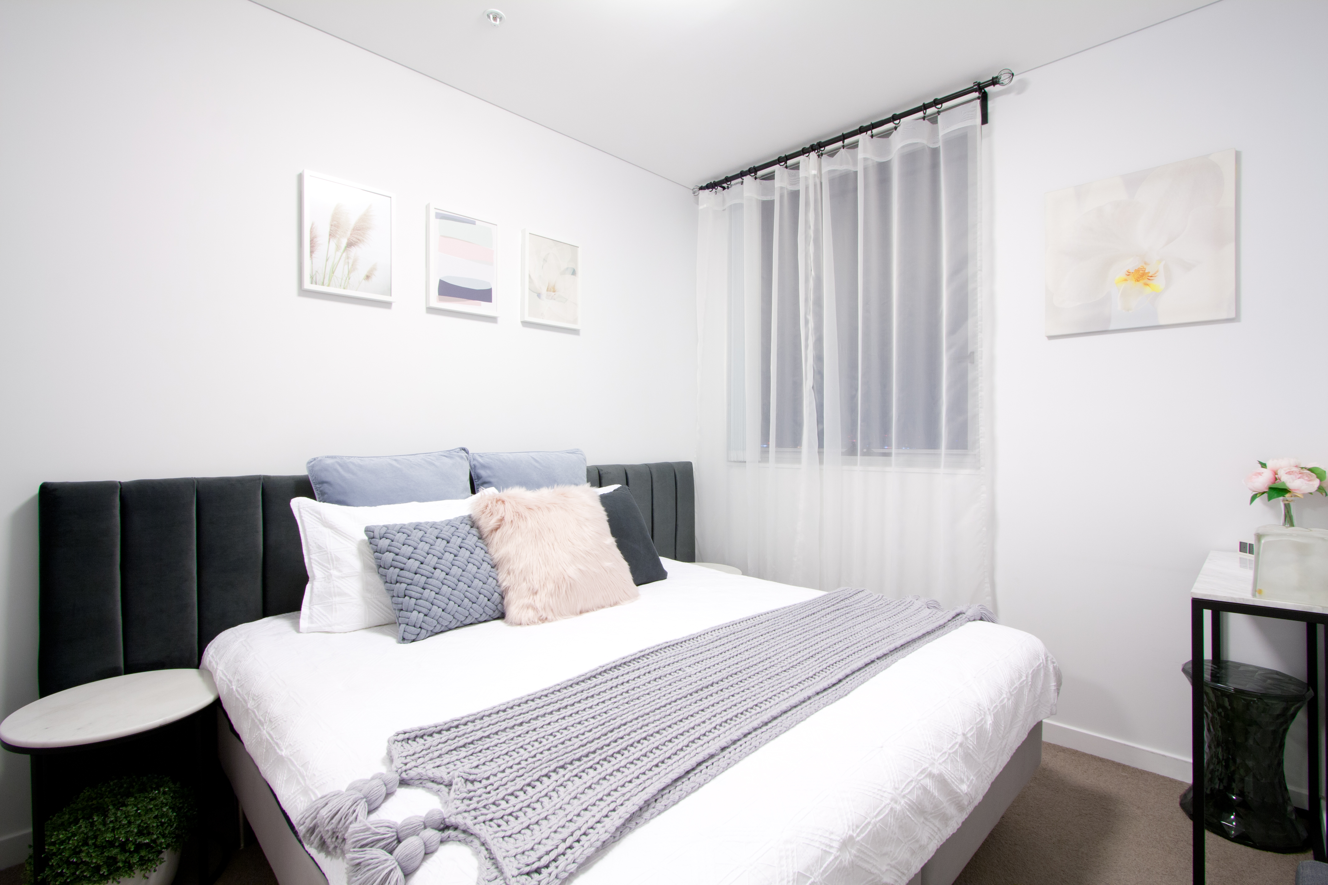 Guest Room - Night