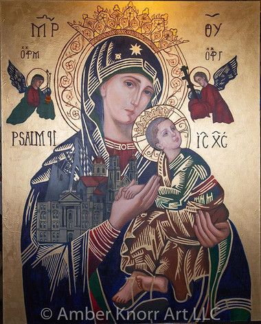 Our Lady of Perpetual Help, Steubenville