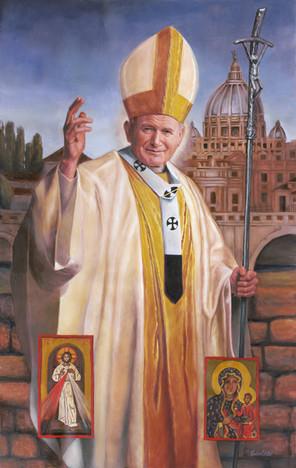 Pope St. John Paul the Great