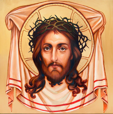 Holy Face of Jesus Icon