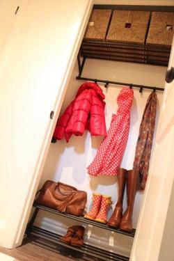 Moncton - Closet