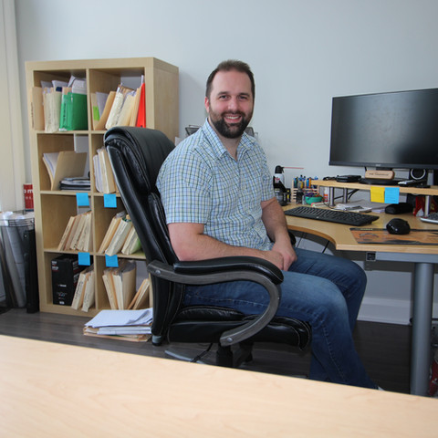 Dan Vandenbroek | Assistant Designer & Office Coordinator