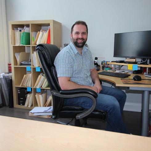Dan Vandenbroek   Assistant Designer & Office Coordinator