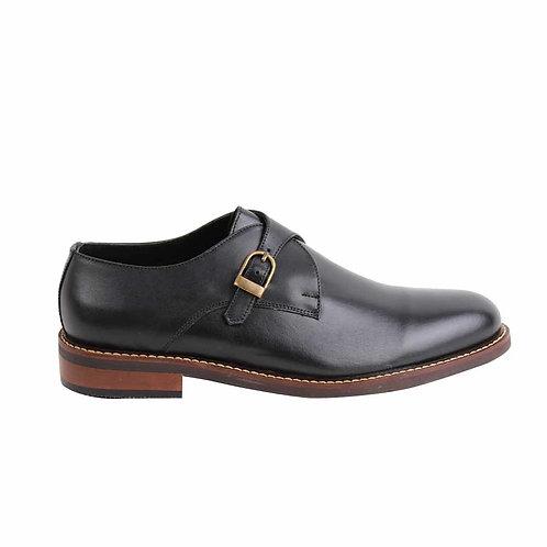 Zapato Hombre EXS Zaragoza Negro