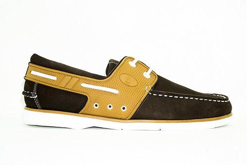 Zapato Polo Club Náutico Marrón