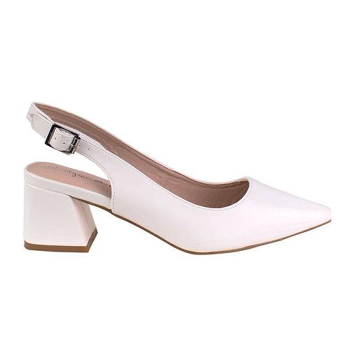 Zapato Agua de Coco Básico Blanco