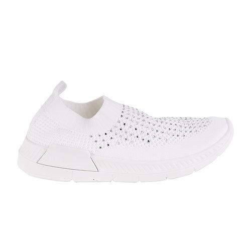 Zapatilla New Walk Socks Blanca