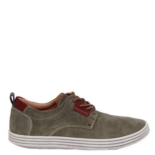 Zapato Nat Geo Cuero Khaki