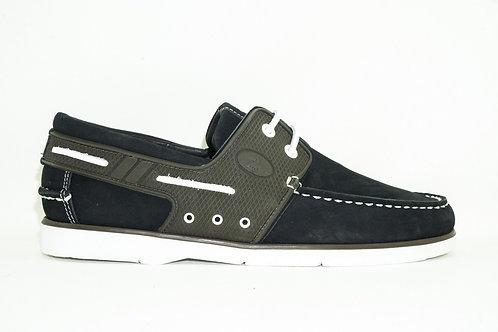 Zapato Polo Club Náutico Azul
