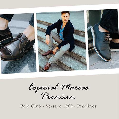 Zapatos cuero hombre - Elige Tu Número