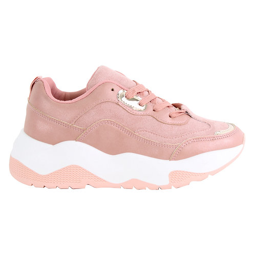 Zapatilla New Walk Baby Pink