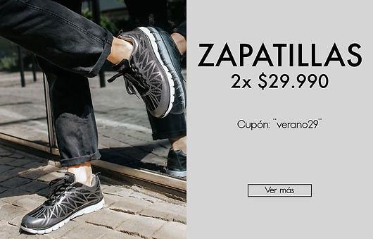 Ofertas Zapatillas de Hombre - Elige tu Número