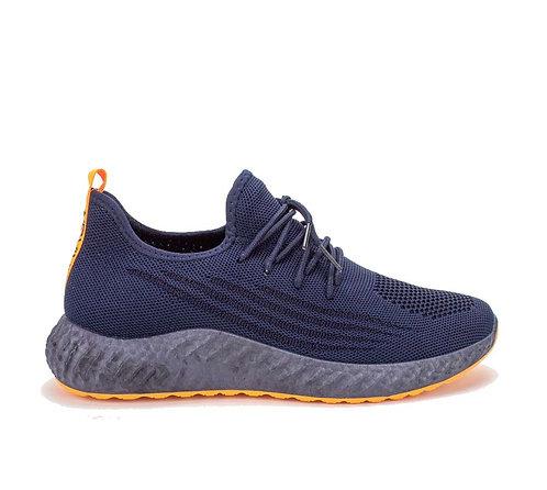 Zapatilla New Walk Socks Navy