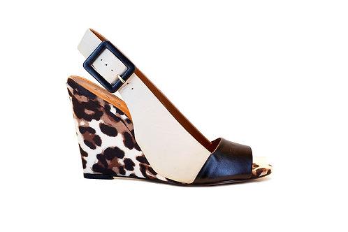 Zapato Exs Cuero Print