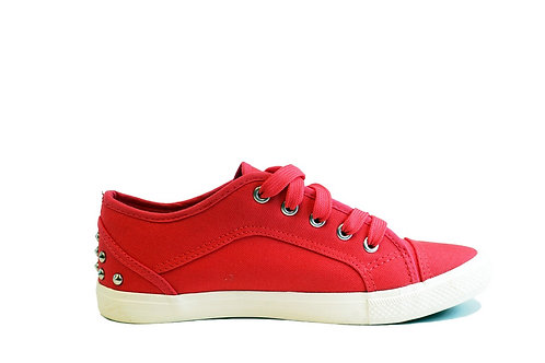 Zapatilla New Walk Roja Fashion