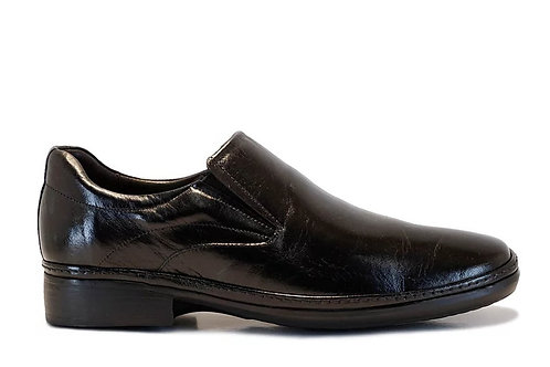 Zapato Francajel Black Cuero
