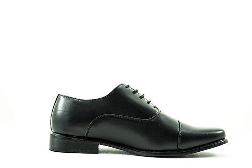 Zapato New Walk Negro Cuero