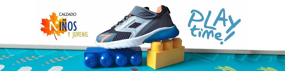 Zapatos Niños - Elige tu Número