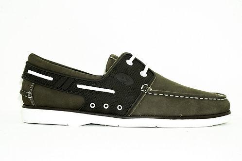 Zapato Polo Club Verde Náutico