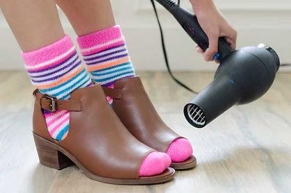 Como agrandar tus zapatos - Elige tu número
