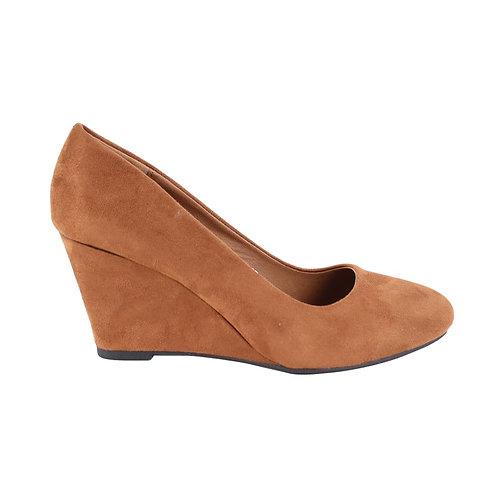 Zapato Mujer New Walk Aurora Camel