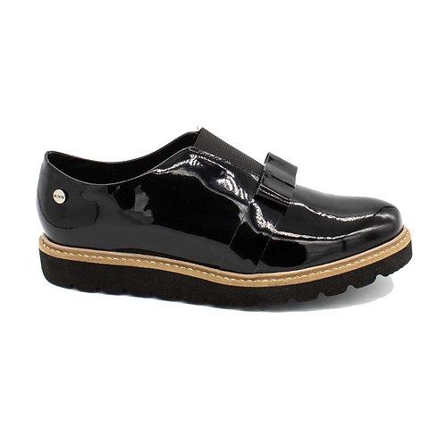 Zapato Mujer Exs Moller Negro