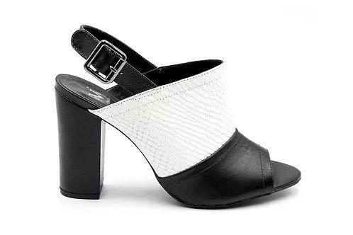 Zapato Versace Reptil Cuero