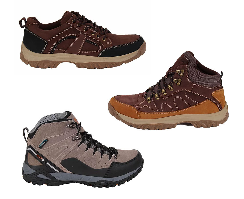 Zapatillas Outdoor hombre - Elige tu Número