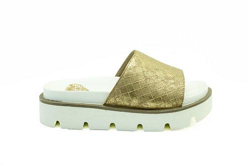 Sandalia Verazzi Gold