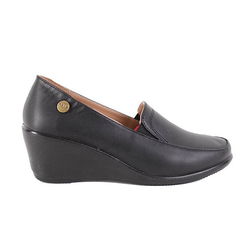 Zapato New Walk Luisa Negro