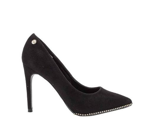 Zapato Fiesta Xti Perlas Negro