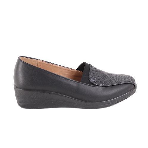 Zapato Mujer New Walk Nora Negro
