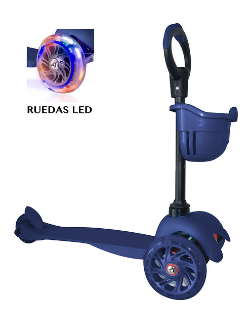 Scooter Adaptable Azul