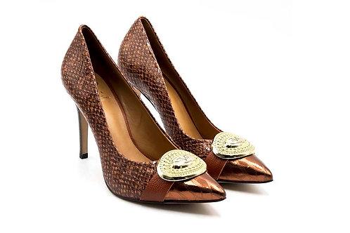 Zapato Versace 1969 Hebilla