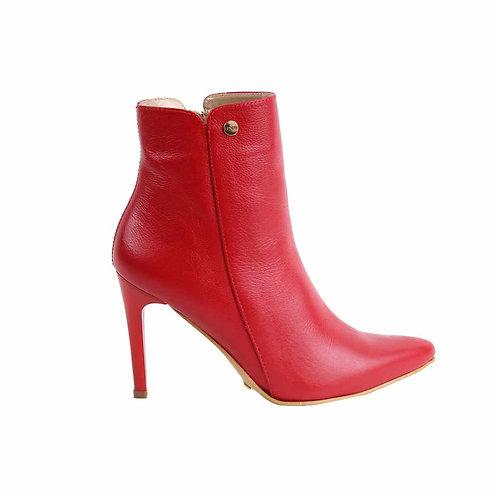 Botín Mujer EXS Florencia Rojo