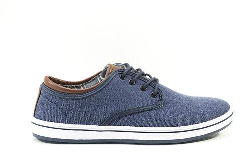 Zapatilla New Walk Azul Jeans