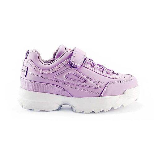 Zapatilla VZ Niña Chunky Purple