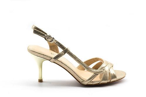 Zapato New Walk Gold