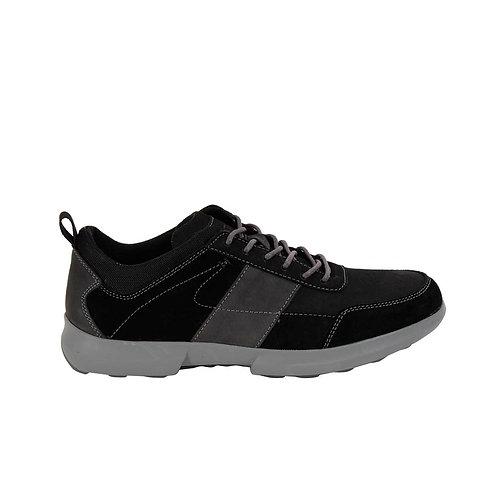 Zapato Nat Geo Cuero Black