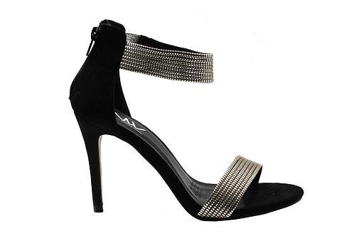 Zapato New Walk Black Shine