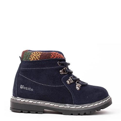 Zapato Osito Sprint Azul