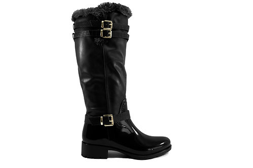 Bota New Walk Black