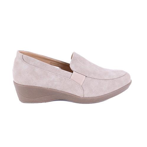 Zapato New Walk Pame Beige